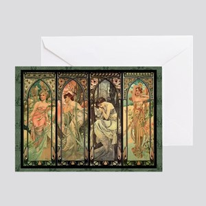 CALmucha2 Greeting Card