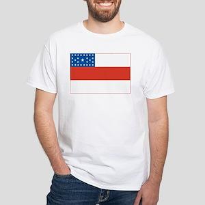 Brazil Amazonas White T-Shirt