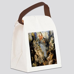 The Last Judgement Canvas Lunch Bag