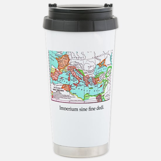 Imperium Stainless Steel Travel Mug