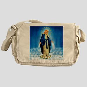 MilagrosaWoodZazzle Messenger Bag