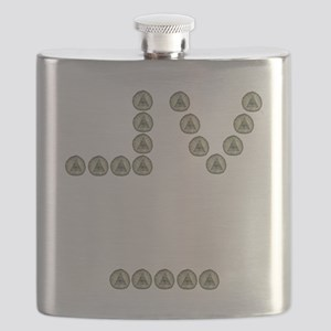 Mormon Eye Flask
