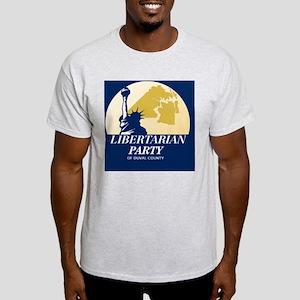 lib logo duval 2 Light T-Shirt