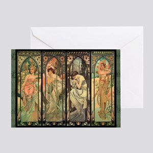 MPmucha2 Greeting Card