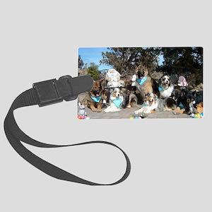 wildeshots-031005 066 Large Luggage Tag