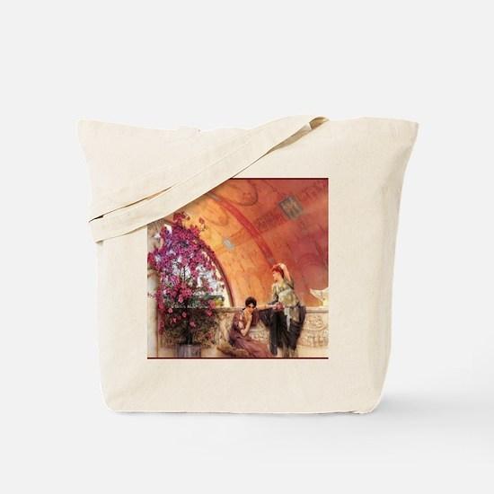 MPunconsciousrivals Tote Bag