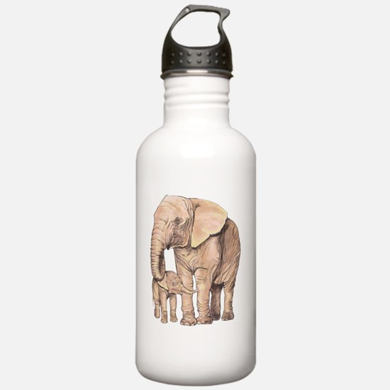 Mother and Child Water Bottle