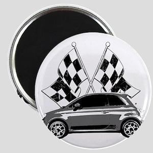 Fiat 500 copy Magnet