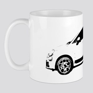 Fiat_500 Mug