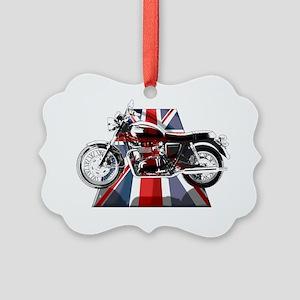 British Bonnie copy Picture Ornament