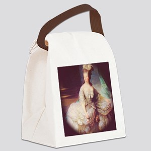 marieantoinettecarrerondmagnet Canvas Lunch Bag