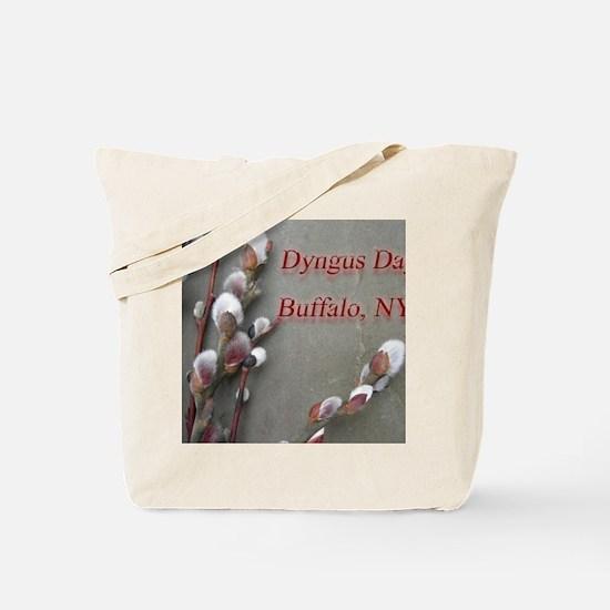 dyngus day buffalo combo_edited-2 Tote Bag