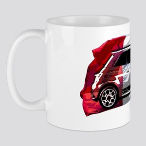 Italian Fiat 500 copy Mug