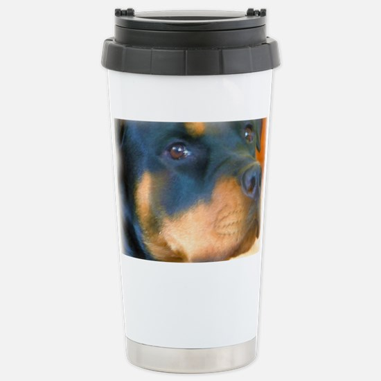 Rottweiler - Best Friend Stainless Steel Travel Mu