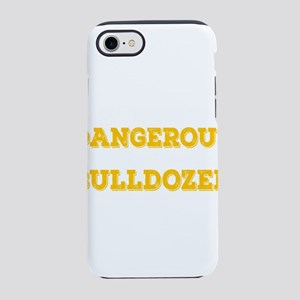 Bulldozer iPhone 7 Tough Case