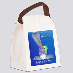 Easter Delivery _mpad Canvas Lunch Bag