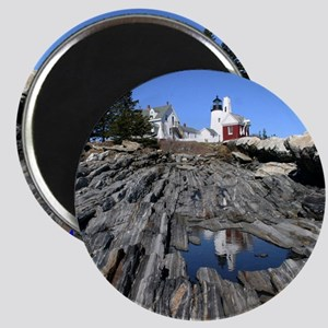 Maine Reflection Note Card Magnet