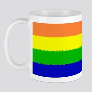 Rainbow Holder Mug