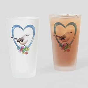mockheart Drinking Glass
