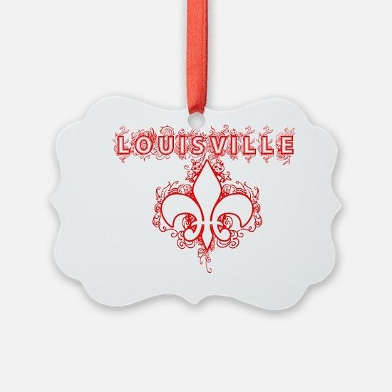 Louisville Hardy Ornament