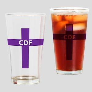 CDF Drinking Glass
