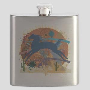 PonyAbstract1 Flask