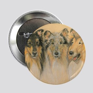 """Collie Adults 2.25"""" Button"""