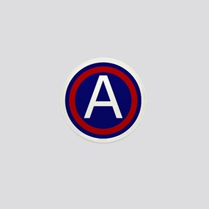 3rd Army - Central - USARCENT Mini Button