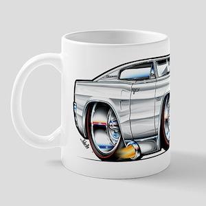 66dodgeChargerWhite Mug