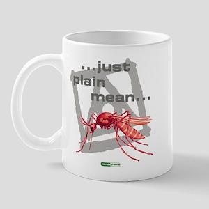 3-redmos Mugs