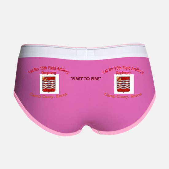 1st Bn 15th FA mug Women's Boy Brief