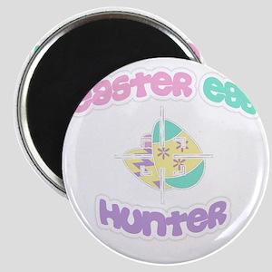 easter egg hunter white Magnet