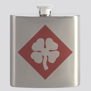 4th Army Flask