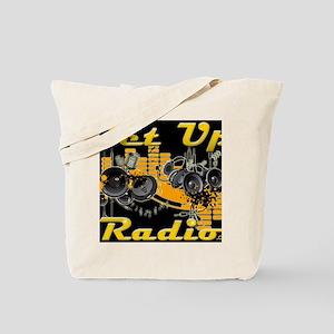getupradio-sweater 2 Tote Bag