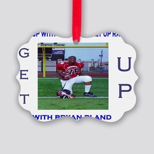 bryan bland tshirt Picture Ornament