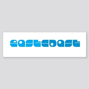 EASTCOAST FUNK Bumper Sticker