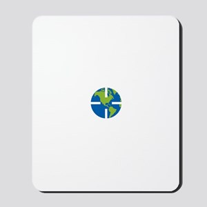 Geocach-dark Mousepad