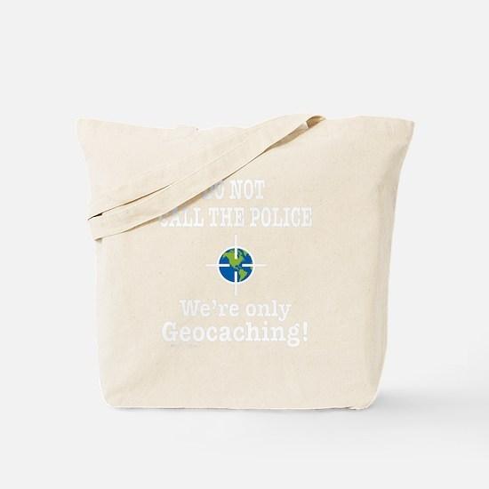 Geocach-dark Tote Bag