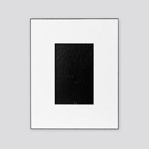 Geocach-dark Picture Frame