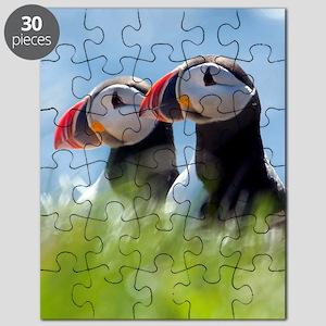 Puffin Pair 1.85x2.5 Puzzle