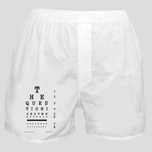 the-question Boxer Shorts