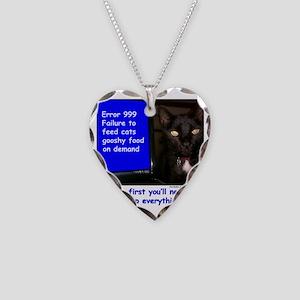 ErrorGooshyFood Necklace Heart Charm