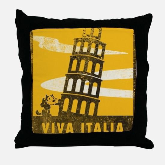 travel dist21 Throw Pillow