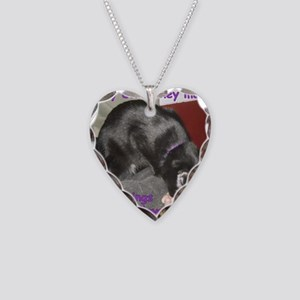 MouseFlavor Necklace Heart Charm