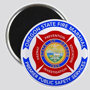 oregonfiremar Magnet