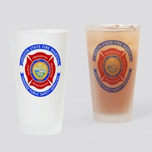 oregonfiremar Drinking Glass