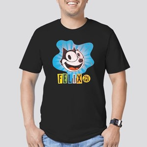 60s 6 Men's Fitted T-Shirt (dark)