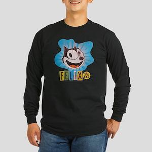 60s 6 Long Sleeve Dark T-Shirt
