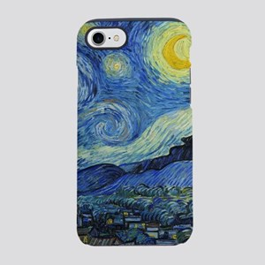 The Starry Night by Van Gogh iPhone 7 Tough Case