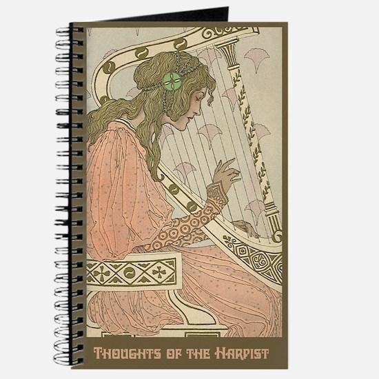 Art Nouveau Harpist Journal